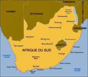 chasse afrique du sud