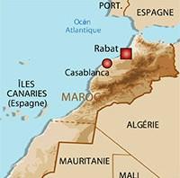 voyage chasseur Maroc